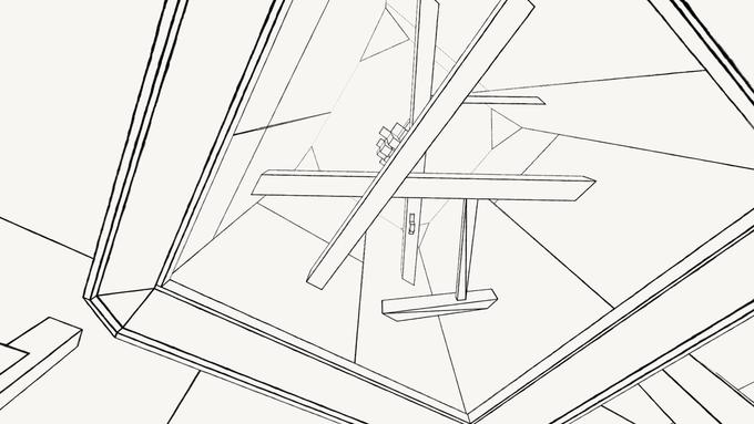 Чем заняться вечером: игра о «пространстве в виртуальном мире». Изображение № 1.