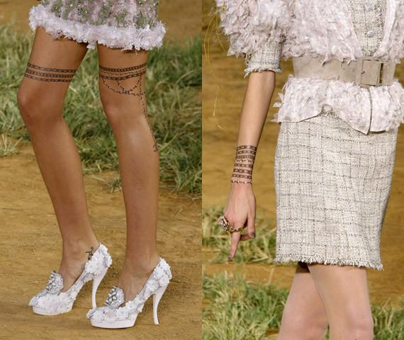 Chanel: Ходячие рекламы. Изображение № 12.