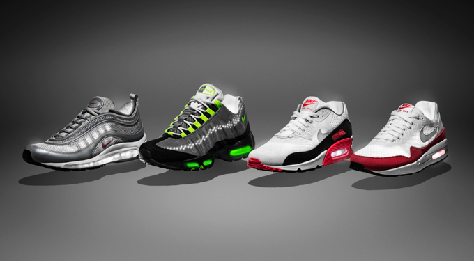 Nike переиздадут все версии Air Max. Изображение № 11.