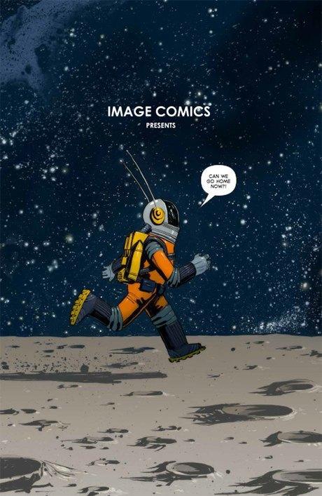«Никаких зомби и супергероев»: Интервью с создателями комикса Shutter. Изображение № 6.