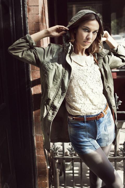 Лукбук: Алекса Чанг для Vero Moda Spring 2012. Изображение № 3.