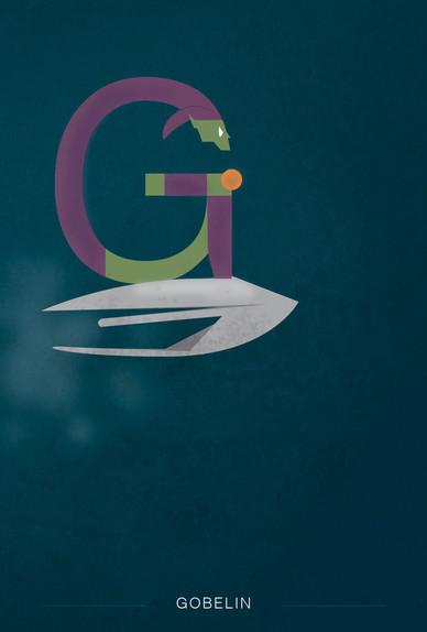 Гельветика и супергерои: Как сделать новый алфавит. Изображение № 11.