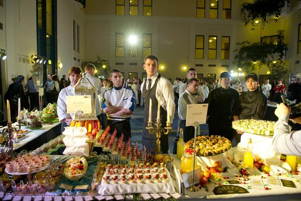 Десертный Бал 2011 - закрытие Московского Гастрономического Фестиваля. Изображение № 16.
