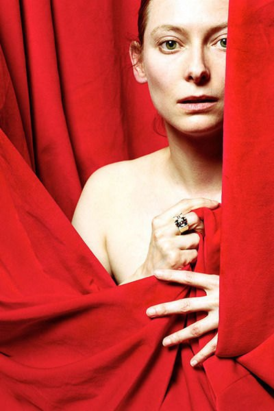 Тильда Суинтон, актриса. Изображение № 31.