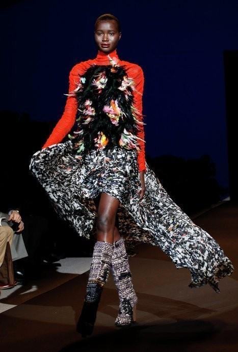 Изображение 10. Неделя Моды в Нью-Йорке. New York Fashion Week.. Изображение № 12.