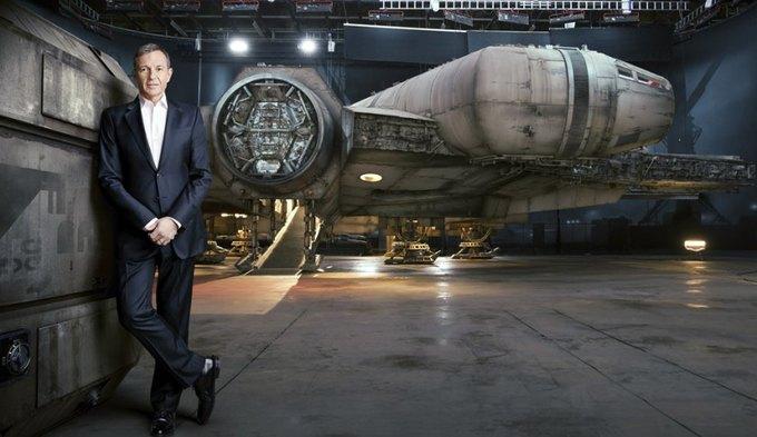 Fortune опубликовал фото нового Millenium Falcon. Изображение № 1.