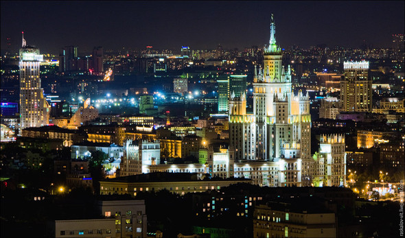 Покорители московских вершин. Изображение № 6.