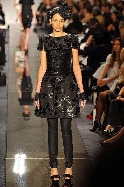Chanel Spring 2009 Haute Couture. Изображение № 41.
