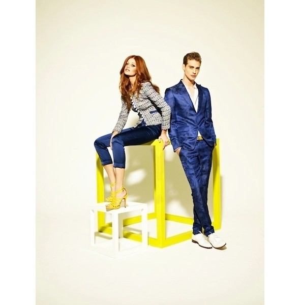 Изображение 29. Рекламные кампании: Calvin Klein White Label, Enrico Coveri и Kenzo.. Изображение № 29.