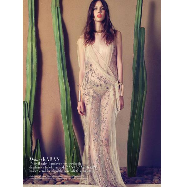 Изображение 10. Съемки: Harper's Bazaar, Metal, V и Vogue.. Изображение № 10.