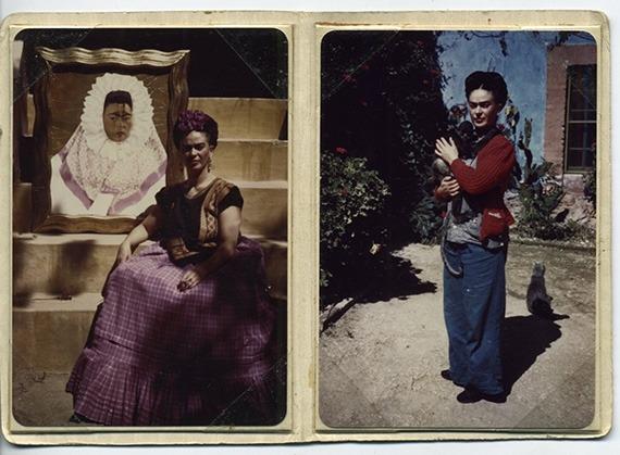 В Мексике впервые покажут гардероб Фриды Кало. Изображение № 10.