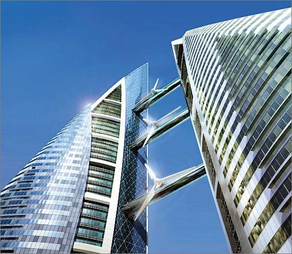 «Зеленые» небоскребы. Изображение № 4.