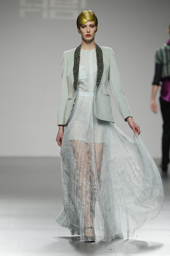 Madrid Fashion Week A/W 2012: David del Rio. Изображение № 9.