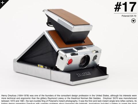 История британского дизайна на iPad. Изображение № 8.