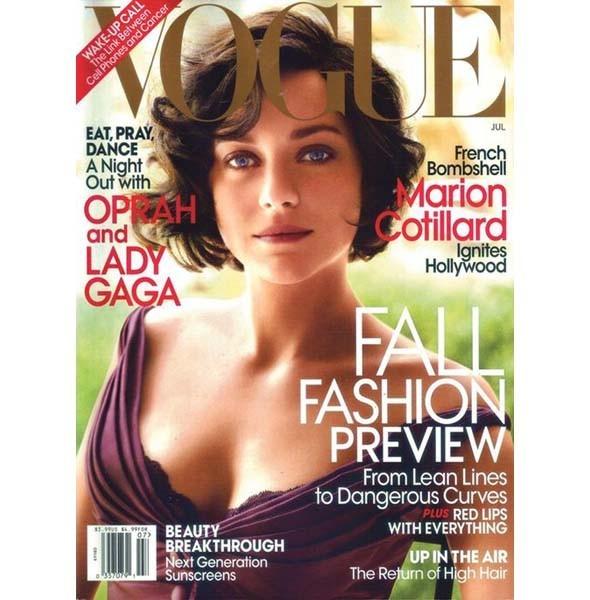 5 обложек Vogue: Америка, Германия, Мексика, Россия. Изображение № 1.