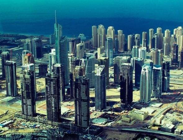 Изображение 3. Dubai: приверженец масштаба.. Изображение № 3.