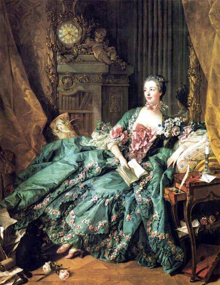 Мадам Помпадур. Изображение № 1.