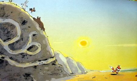 Ликующий сюрвкнижной иллюстрации Беатрис Родригес. Изображение № 13.