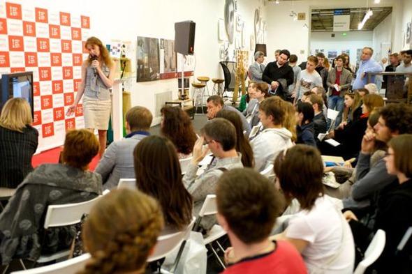 Проект «12 Архитекторов» покорил АРХ Москву. Изображение № 2.