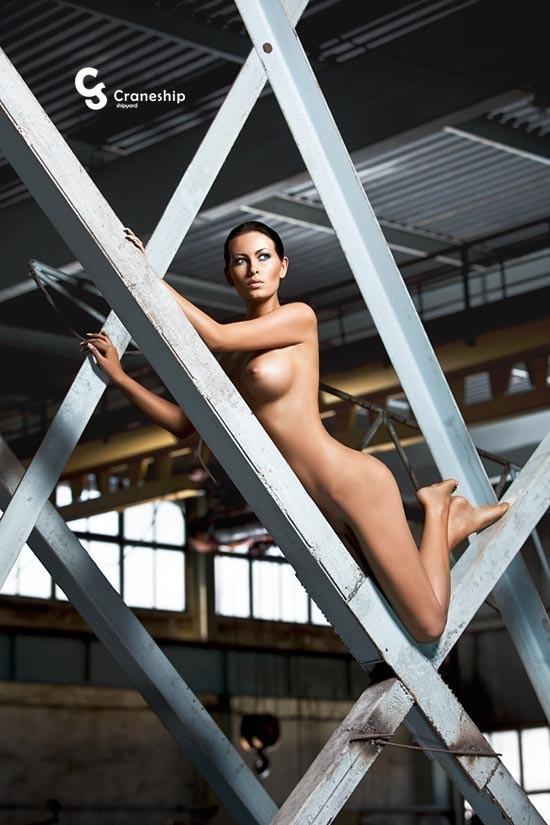 Nude Corporate Calendar 2010. Изображение № 22.