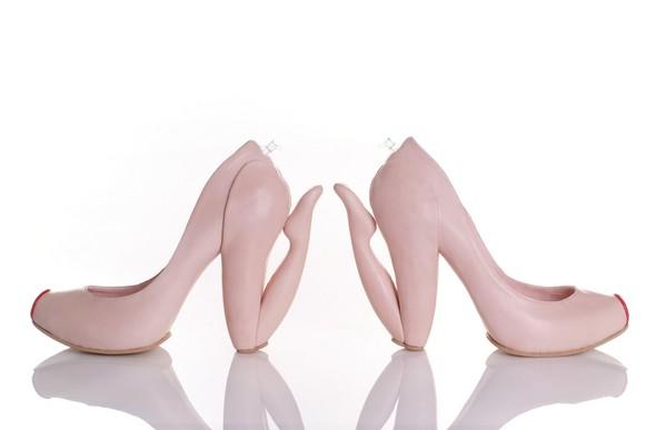 Footwear design от Kobi Levi. Изображение № 8.