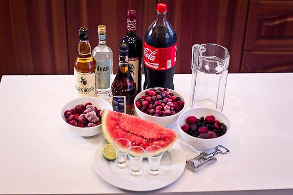 Пляшем дома: Коктейли для домашней вечеринки. Изображение № 6.