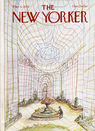 10 иллюстраторов журнала New Yorker. Изображение №32.