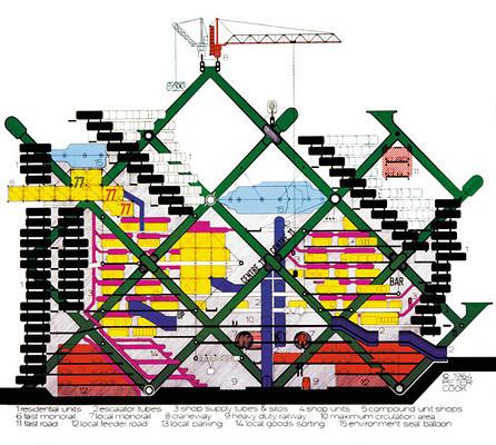 Арт-альбомы недели: 10 книг об утопической архитектуре. Изображение № 180.