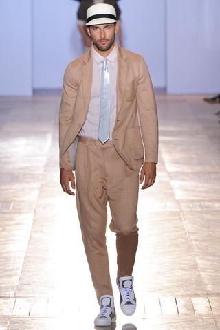 Неделя мужской моды в Париже: День 2. Изображение № 44.