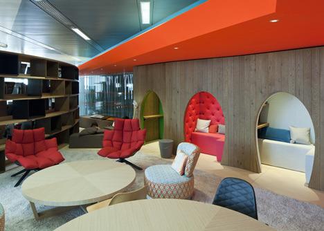 Новая штаб-квартира Google в Лондоне. Изображение № 3.