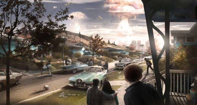 Названа дата релиза Fallout 4 . Изображение № 1.