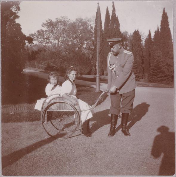 Редкие фотографии семьи Романовых. Изображение № 8.