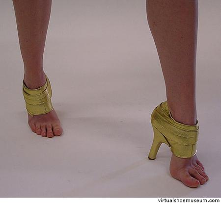 Виртуальный музей обуви. Изображение № 1.