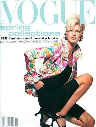 История глазами обложки Vogue (Британия). Изображение № 52.