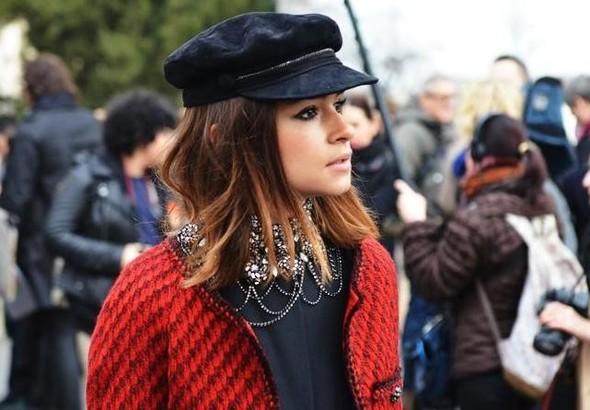 Головные уборы гостей Spring 2012 Couture. Изображение № 4.