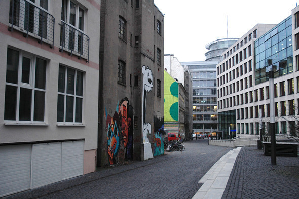 Улицы Гамбурга. Изображение № 37.
