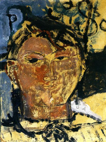 Amedeo Modigliani. Изображение № 3.