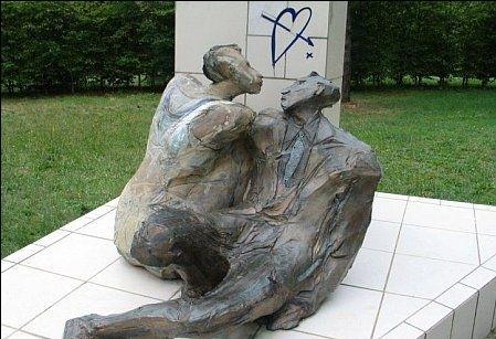 Сумасбродные скульптуры. Изображение № 1.