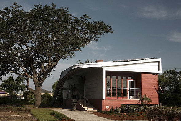 Архитектурный проект Брэда Питта. Изображение № 6.