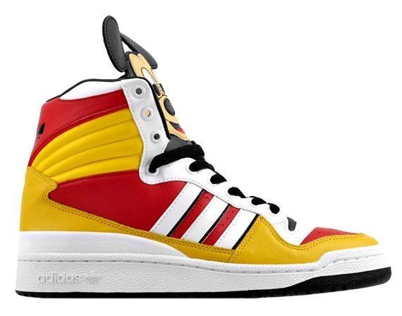 Adidas и Микки Маус. Изображение № 2.