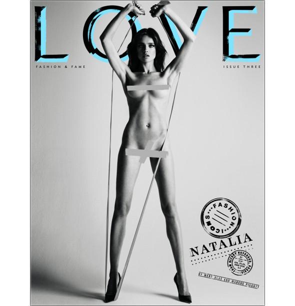 Love Magazine: в поисках иконы. Изображение № 6.