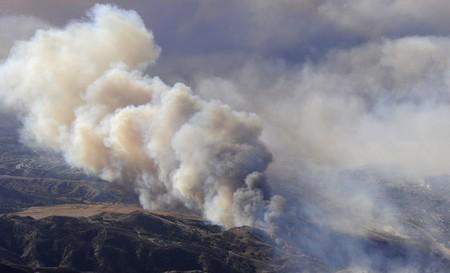 Пожары вКалифорнии. Изображение № 11.