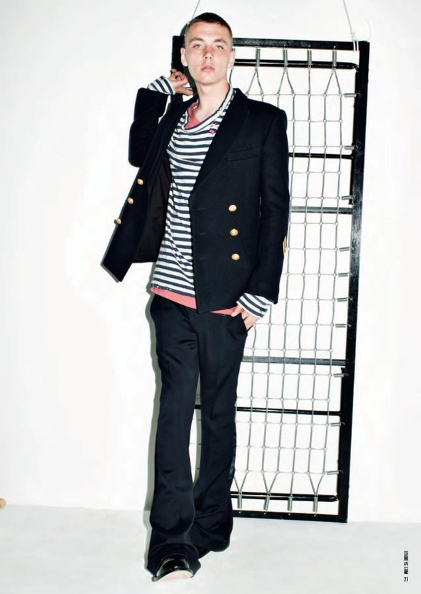Barneys Fall 2010 Menswear. Изображение № 15.