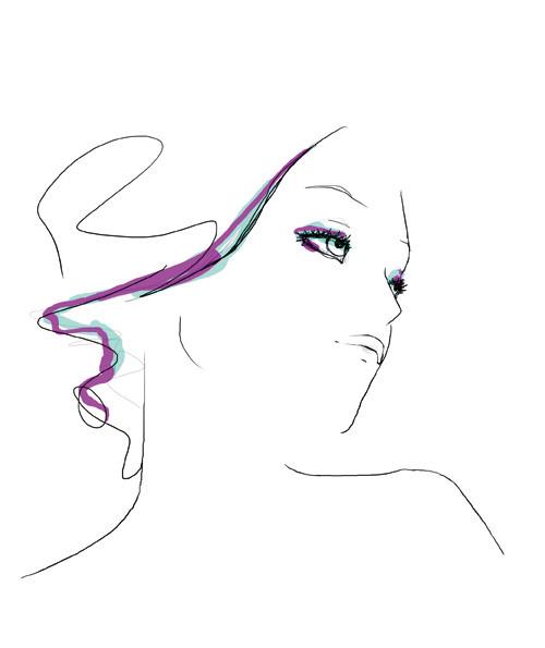 Зарисовки, вкоторых воплощена настоящая женственность. Изображение № 8.