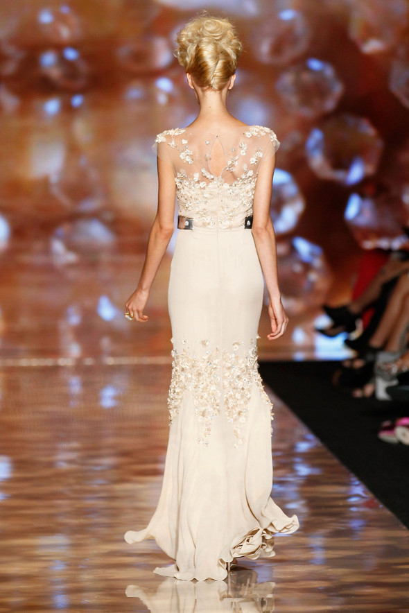 New York Fashion Week: Badgley Mischka Spring 2012. Изображение № 17.