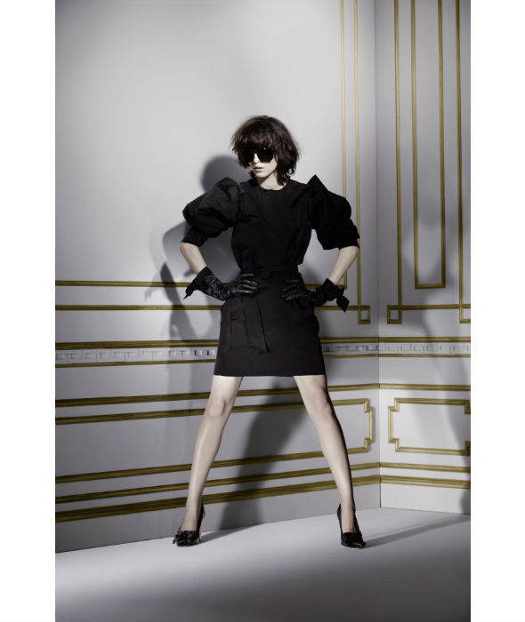 Коллекцию Lanvin для H&M показали полностью. Изображение № 20.