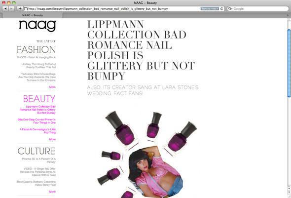 Ушли в сеть: 10 онлайн-журналов о моде. Изображение № 28.