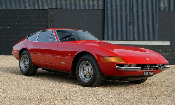 10 самых красивых Ferrari по версии Forbes. Изображение № 3.
