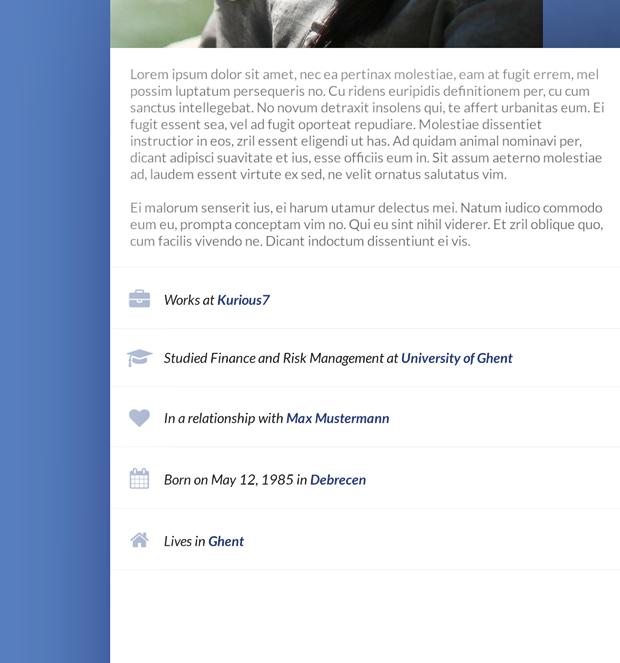 Редизайн дня: полностью новая веб-версия Facebook. Изображение № 19.