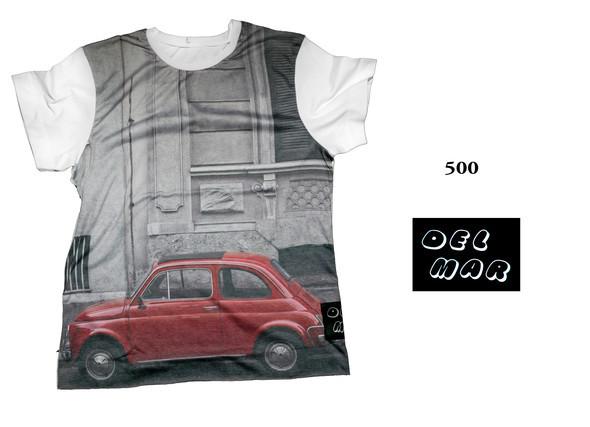 DelMar – футболки изсердца Москвы сморской душой. Изображение № 9.